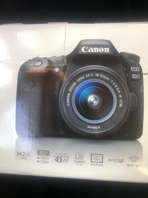 Brand new canon camera for Sale in Hyattsville, MD