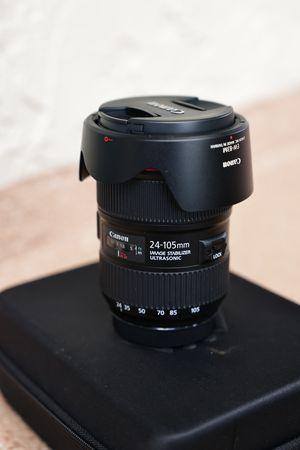 Canon 24-105 F4 II for Sale in Coconut Creek, FL