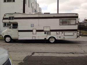 RV Camper for Sale in Windsor Hills, CA