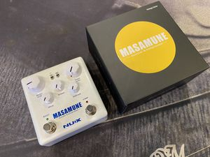 NUX Masamune Boost & Kompressor Effects Pedal NEW! for Sale in Chandler, AZ
