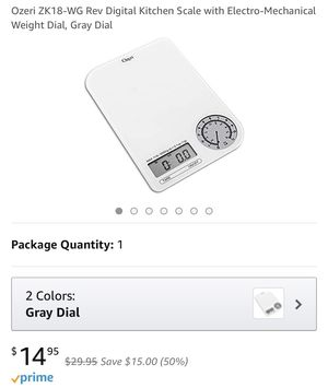 Kitchen scale for Sale in Davenport, FL