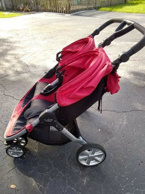 Double stroller for Sale in NEW PRT RCHY, FL