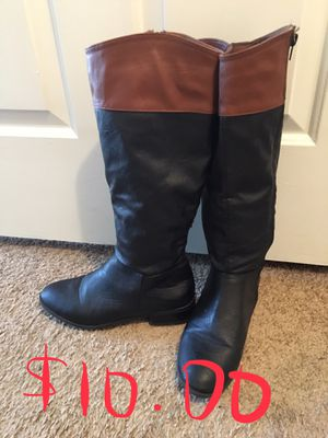 Boots-Size 7.5 for Sale in Columbus, OH