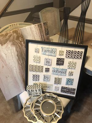 Home decor for Sale in Butler, PA