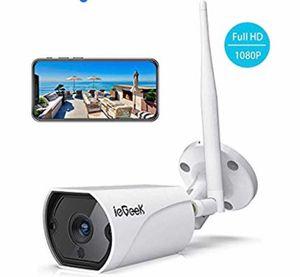 ieGeek Outdoor Security Camera for Sale in Birmingham, AL