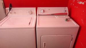 Washer and dryer for sale for Sale in Cleveland, OH