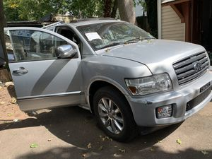 Infiniti QX56 parts. From 2004 to 2010 local pick up only. Irvington, NJ for Sale in Newark, NJ