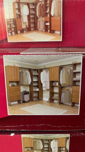 Closet Maid Wooden Closet Organizer for Sale in Fort Lauderdale, FL