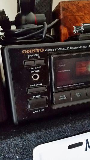 Onkyo receiver for Sale in Arlington, MA