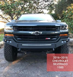 CHEVROLET SILVERADO 1500 2016-2018 FRONT BUMPER for Sale in Queen Creek, AZ