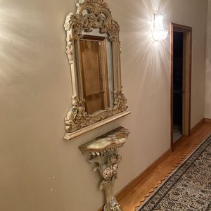Italian Mirror with Stand And Wall Mirror for Sale in Los Angeles, CA