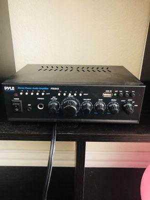 Mini amplifier for Sale in Arlington, TX