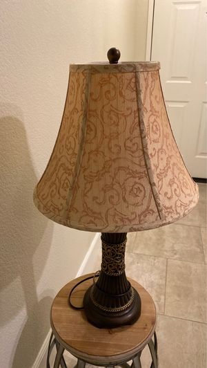 Lamp for Sale in Rancho Santa Margarita, CA