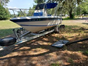 20ft sunbird center console for Sale in Spring Hill, FL