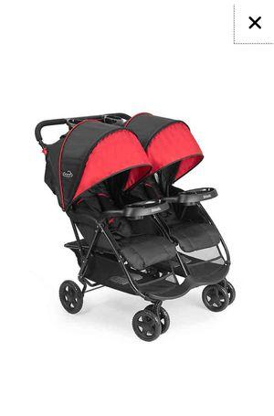 Like New Kolcraft Cloud plus double stroller for Sale in Rosemead, CA