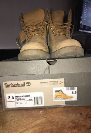 8.5 men's timberlands for Sale in Brooklyn, NY