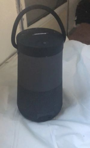 Bose Revolve + Bluetooth speaker for Sale in Boynton Beach, FL
