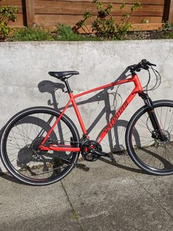 2017 Crosstrail Sport Disc Bike, XL for Sale in Seattle,  WA