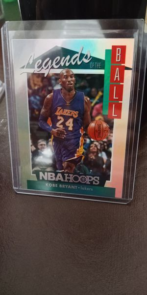 Kobe Bryant Legends of the Ball Holofoil card for Sale in Yorba Linda, CA