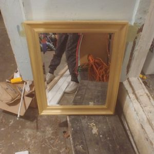 Gold Frame Mirrow For Sale!! for Sale in Oakland, CA