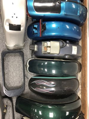 MOTORCYCLE PARTS - Pennies on the dollar. Everything must go. for Sale in Dartmouth, MA