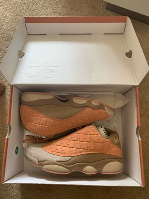 Air Jordan 13 clot size 10 brand new for Sale in Arlington, VA