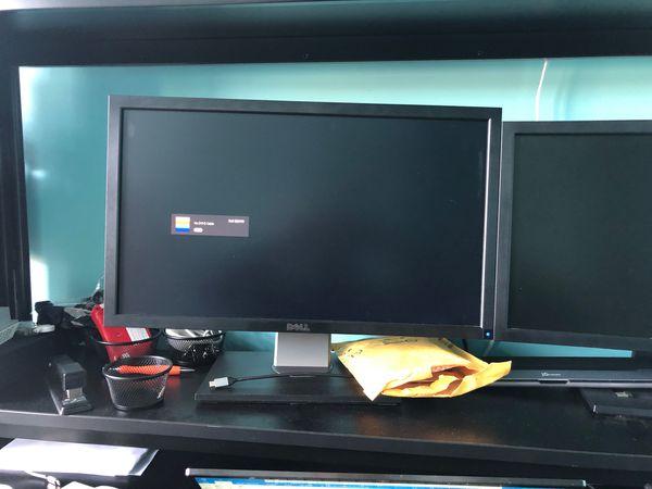 """Dell 24"""" Wide screen Monitors"""