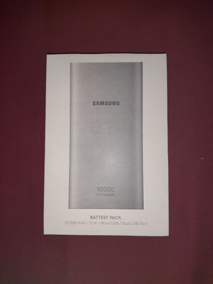 Samsung Portable Battery for Sale in Lehigh Acres, FL