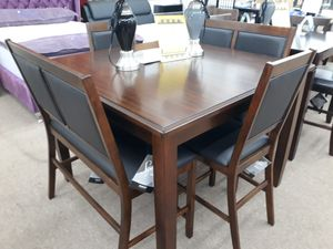 $39 down ashley furniture 5pc dining table set for Sale in College Park, MD