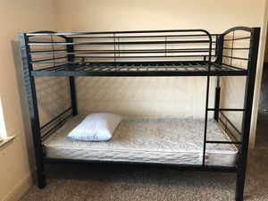 Metal Frame Bunk Bed for Sale in Phenix City, AL