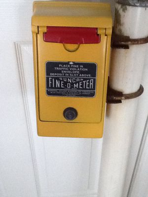 Rare 1950s Duncan Fine-O-Meter box for Sale in Dover, PA