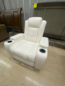 İn STOCK D Power LED Reclining for Sale in Alexandria,  VA