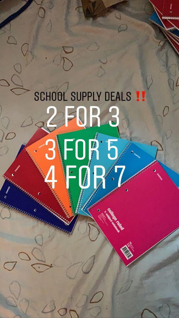 Notebook's