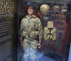 John Wayne WWII Pacific Marine Sideshow Edition.1 of 500 collectable Toy for Sale in Plant City, FL