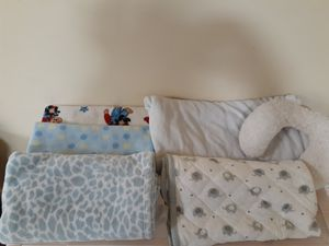 Baby blanket and car seat blankets for Sale in Renton, WA