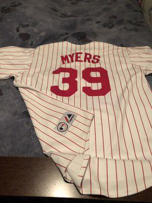 Authentic Philadelphia baseball jersey for Sale in UPPR CHICHSTR, PA