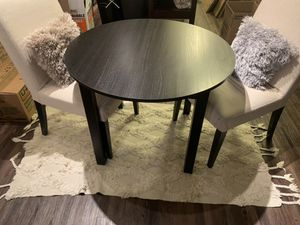 Table with two chairs for Sale in Atlanta, GA