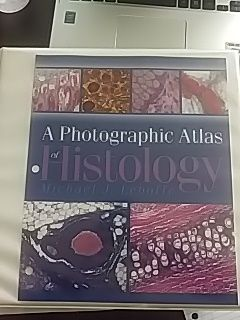 Photographic Atlas of histology for Sale in North Highlands, CA