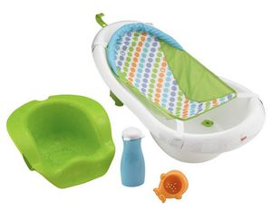 Fisher price 4 in 1 sling'n seat tub for Sale in North Olmsted, OH