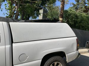 Camper for 02 chevy silverado for Sale in Los Angeles, CA