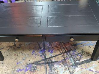 Beautiful Black Coffee Table for Sale in Fullerton,  CA