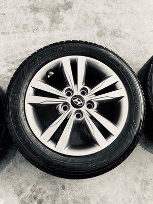 2017 Hyundai Elantra Wheels for Sale in Fort Worth, TX