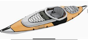 Inflatable Kayak w/paddle for Sale in Mars, PA