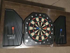 Old school dart board electronic for Sale in Walnut, CA