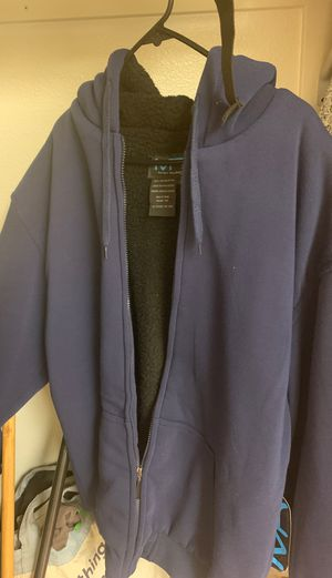 Mack Russo Fleece Lined Hoodie Size L for Sale in Los Angeles, CA