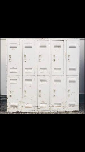 Locker with 10 cubbies for Sale in White Castle, LA