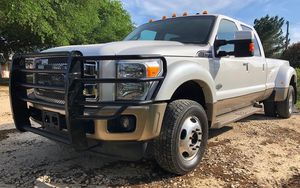 2012 Ford F-450 CCLB Power Stroke 6.7L Turbo Diesel Lariat King Ranch! NAVI! MoonRoof! GooseNeck! Off Road FX4! LOADED! 🔥🔥 for Sale in Round Rock, TX