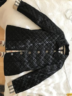 Burberry Quilted Jacket for Sale in Redondo Beach, CA