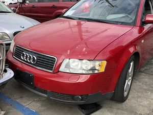 Audi A4 parts. Doors. Bumper. Transmission wheels for Sale in West Hollywood, CA