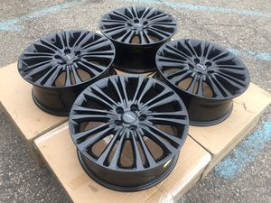 """19"""" Chrysler 300 300S 300C Dodge Charger All Wheel Drive AWD Wheels Rims New We Finance for Sale in Warren, MI"""